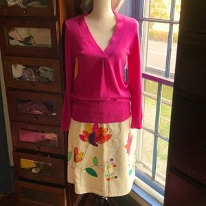 Boden  bright and springy outfit